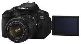CANON 600D KIT 18-55 IS
