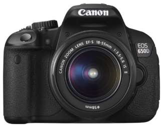 CANON 650D KIT 18-55 IS