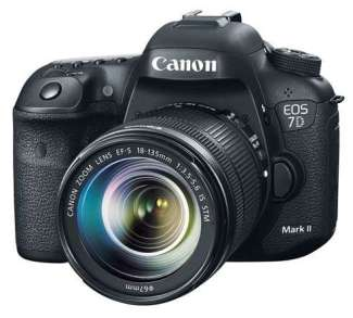 CANON 7D MARK 2 KIT 18-135 STM