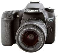 Canon 70D Kit 18-135 IS STM Wi-Fi