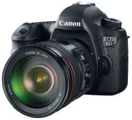 CANON 6D KIT 24-105 IS (Wg)
